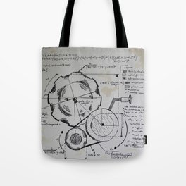 Mechanism  #1 Tote Bag