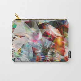 crystalline Carry-All Pouch