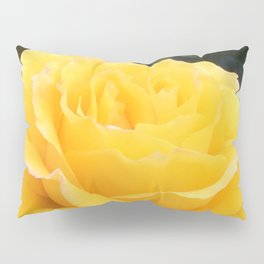 My Yellow Rose Pillow Sham