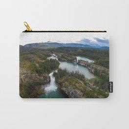 Monkman Cascades Carry-All Pouch