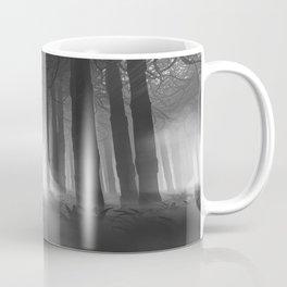 Soul of the Forest B&W Coffee Mug