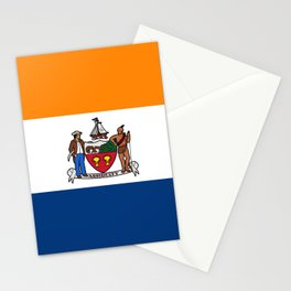 flag of Albany Stationery Cards