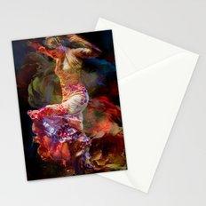 Duende flamenco Stationery Cards