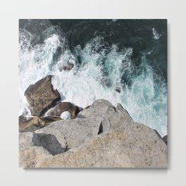 ocean view sydney Metal Print