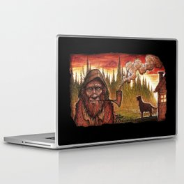 Old Grundle Frumptin Laptop & iPad Skin