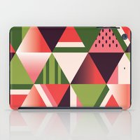 watermelon iPad Cases featuring watermelon by Gray