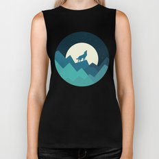 Keep The Wild In You Biker Tank