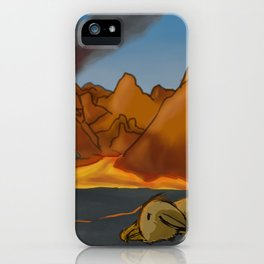 Betrayal iPhone Case