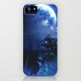 CELESTIAL ATMOSPHERE #2 iPhone Case