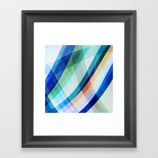 C.Madness Framed Art Print