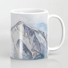 Spring  on Mount Sopris Coffee Mug