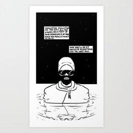 MTDXFACTOTUM Art Print