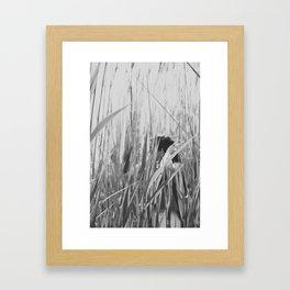 The Natural Framed Art Print