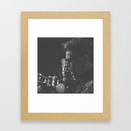 Ambient Vibrations 1 Framed Art Print