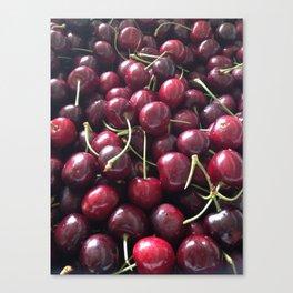 Bubba's cherries Canvas Print