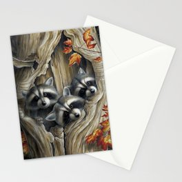 """""""Cocooning"""" by Claude Thivierge Stationery Cards"""