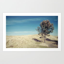 tree (it has magic lumber)... Art Print