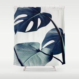 botanical vibes II Shower Curtain