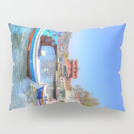 Boats on The Bosphorus Istanbul Pillow Sham