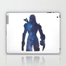 Mass effect - Space , Female Shepard  Laptop & iPad Skin