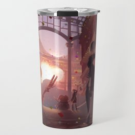 NieR: Automata - Welcome to the Amusement Park Travel Mug