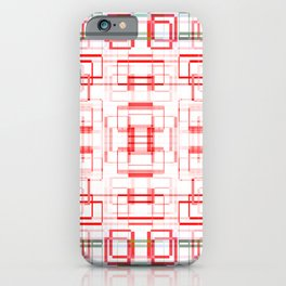 HK tablecloth iPhone Case