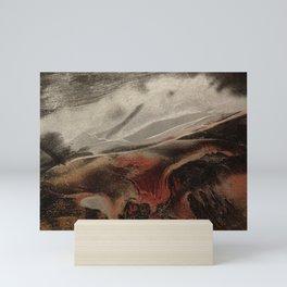 Lava Mini Art Print