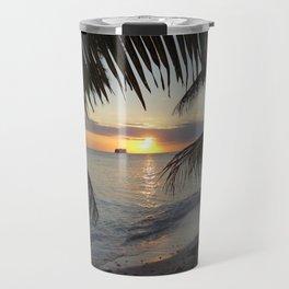 Caribbean Sunrise Travel Mug