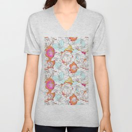 Early Bloomer #society6 #decor #buyart Unisex V-Neck