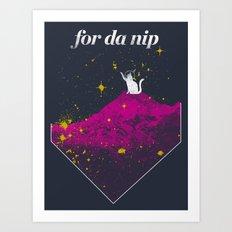 Da Nip Art Print