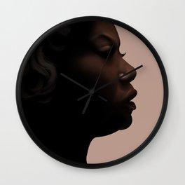 Katherine Goble / Taraji P. Henson Wall Clock
