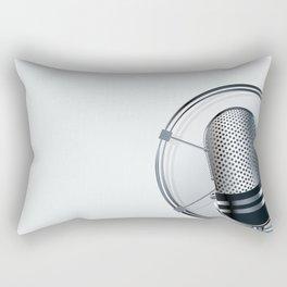 Karaoke Rectangular Pillow