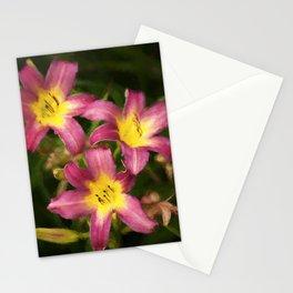 Lily Trio Stationery Cards