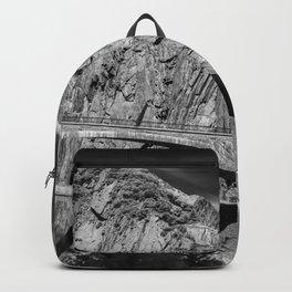 Schöllenen Gorge, Switzerland Backpack