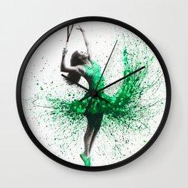 Wimbledon Woman Wall Clock