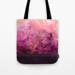 Aphrodisia - Original Abstract Art Tote Bag