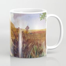 A Southwestern Gate Coffee Mug