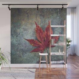 Maple leaf Wall Mural