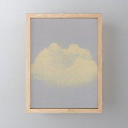 Dare to Dream - Cloud 42 of 100 Framed Mini Art Print
