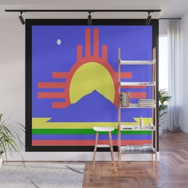 flag of Roswell Wall Mural