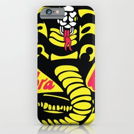 Cobra Kai iPhone Case