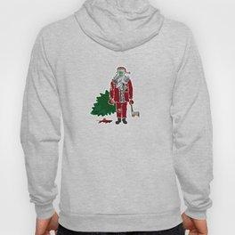 Zombie (Santa) Claus Hoody