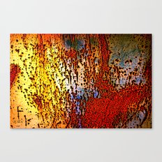 Rust is a Must Canvas Print