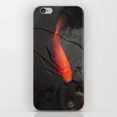goldfish II iPhone & iPod Skin