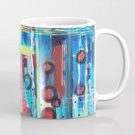 Evolve Abstract Coffee Mug