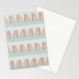 Parallax Effect Tiles 02 Stationery Cards