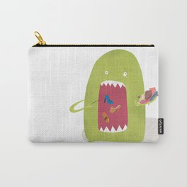 Shoe Monster Carry-All Pouch