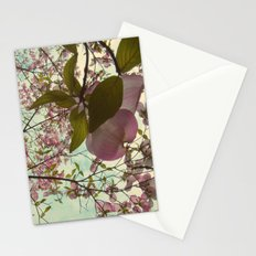 Troubles Float Away Stationery Cards