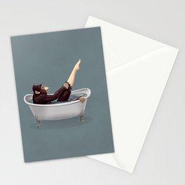 Bathtub Stationery Cards