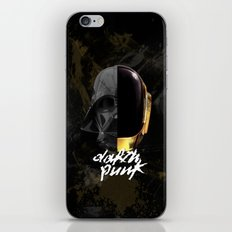 Darth Punk iPhone & iPod Skin